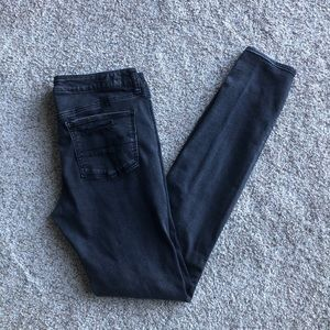 American Eagle Outfitter Black Jeans, size 12